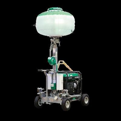 Torre de iluminación M-2000 (globo)