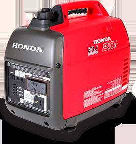 Generador HONDA EU20i insonorizado