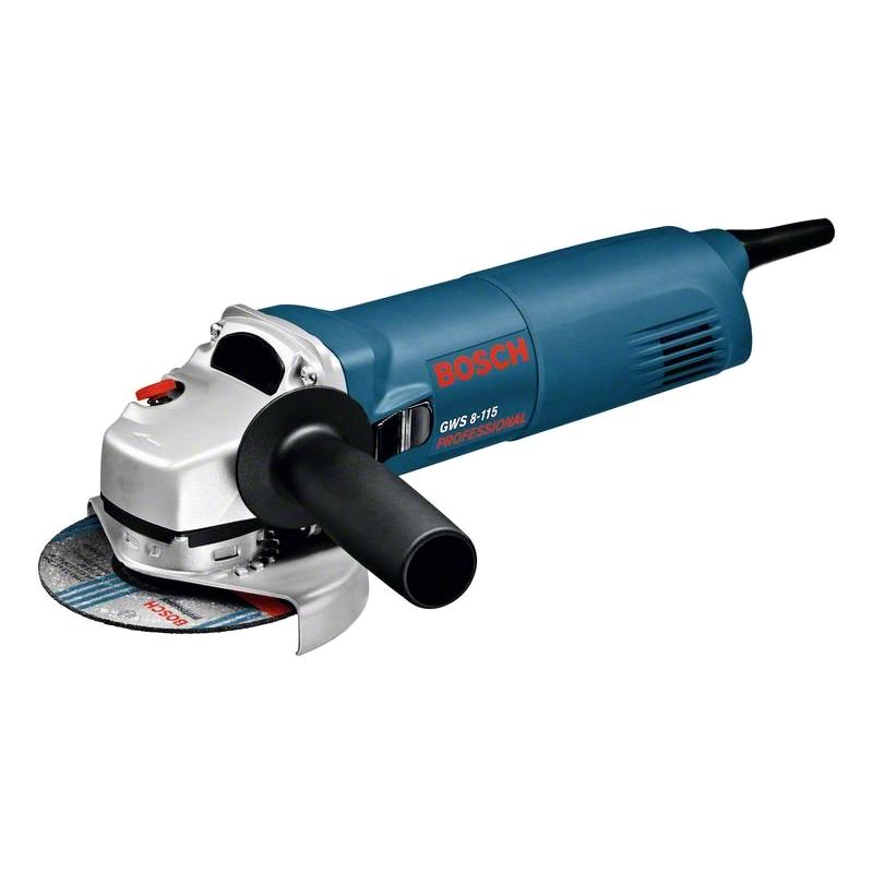Amoladora Angular 4 1/2″ BOSCH GWS 8-115 Professional