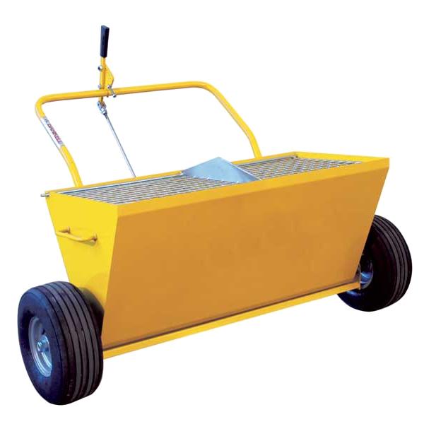 Carro espolvoreador Barikell BR100