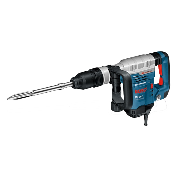 Martillo demoledor BOSCH SDS-MAX GSH 5 CE Professional