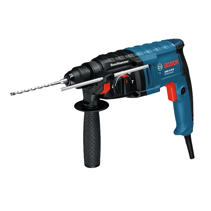 Rotopercutor BOSCH SDS-plus GBH 2-20 D Professional