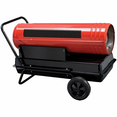 Calefactor tipo cañón SIAL Gryp 28