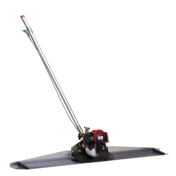 Regla vibratoria LIEVERS K-150E 1,5 mts. Con motor Honda a explosión