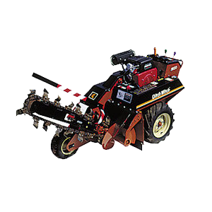 Zanjadoras Ditch Witch 1820