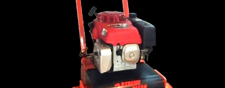 Esmeriladora XTREME CLEAN Floor Grinder con motor a explosión
