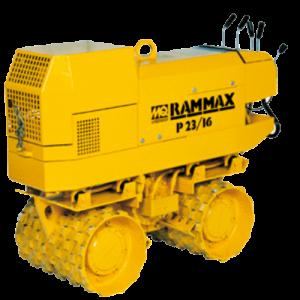 Rodillo pata de cabra RAMMAX P23-16