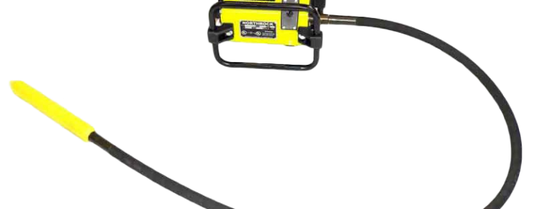 Vibrador Eléctrico NORTHROCK Pro 1.5 para hormigón