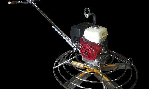 "Allanadora simple BARIKELL diámetro 120 (46"") cm. 5 aspas"